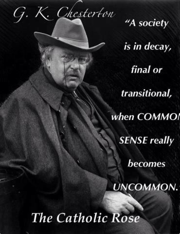 Wow Words Of Wisdom From Gk Chesterton My Motivation