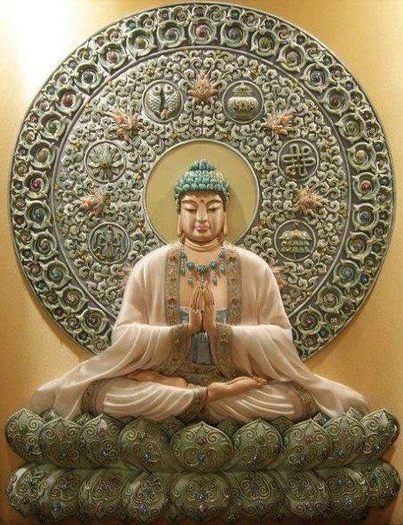 Buddhabe Buddha And The 8 Auspicious Symbols Of Buddhism