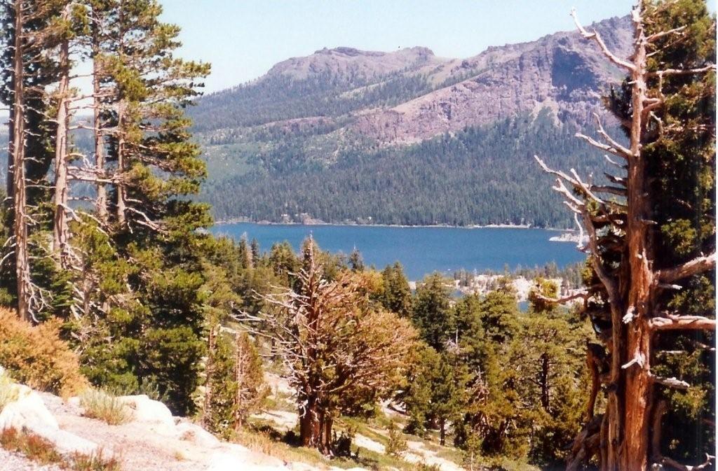Silver Lake scene, Hwy 88, CA | Places    | Silver lake, El dorado
