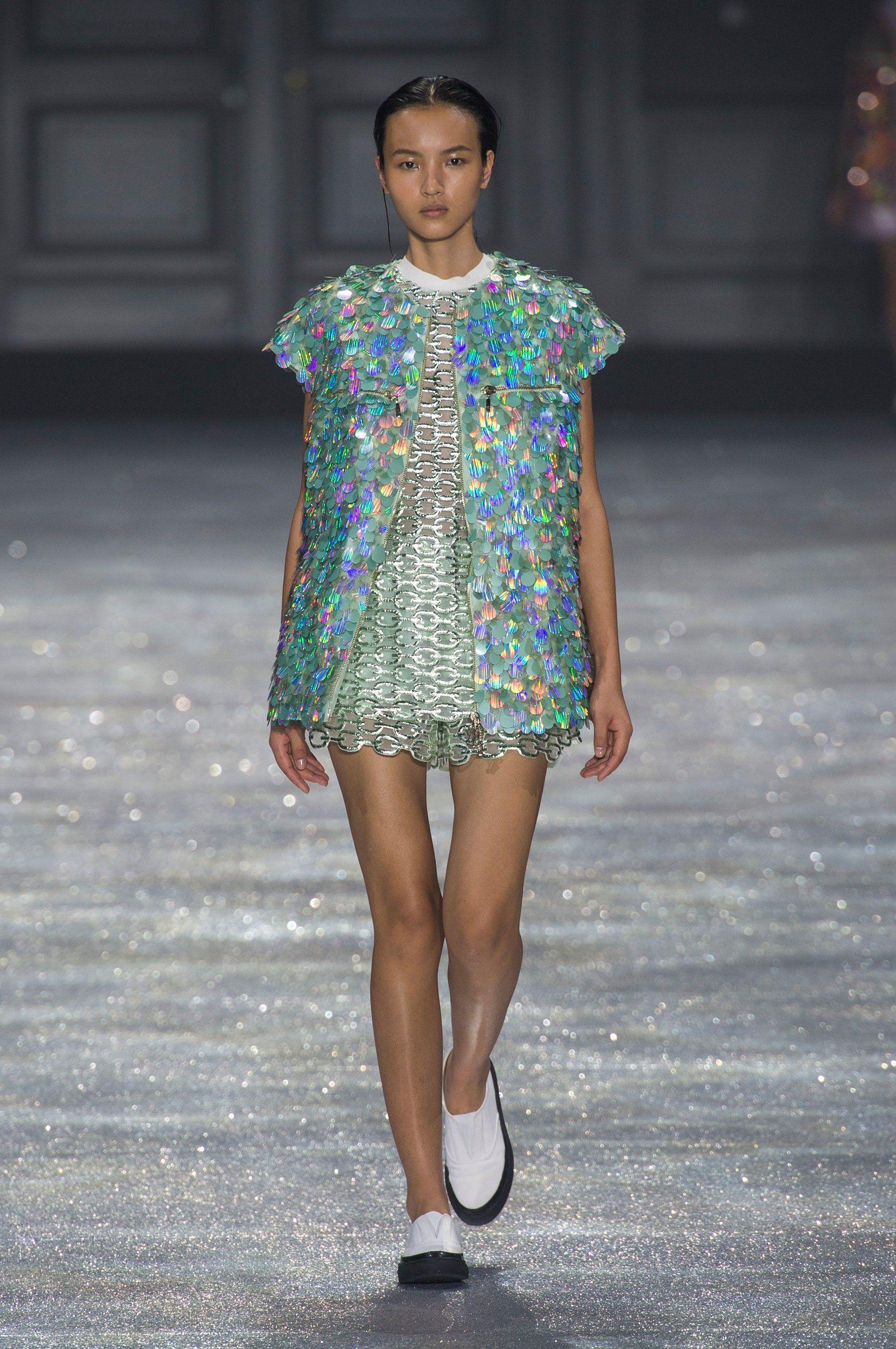 Moncler Gamme Rouge S/S '15 Fashion, Fashion week, Paris
