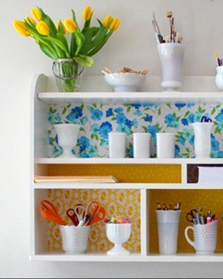 diy une etag re home made diy idee rangement salle. Black Bedroom Furniture Sets. Home Design Ideas