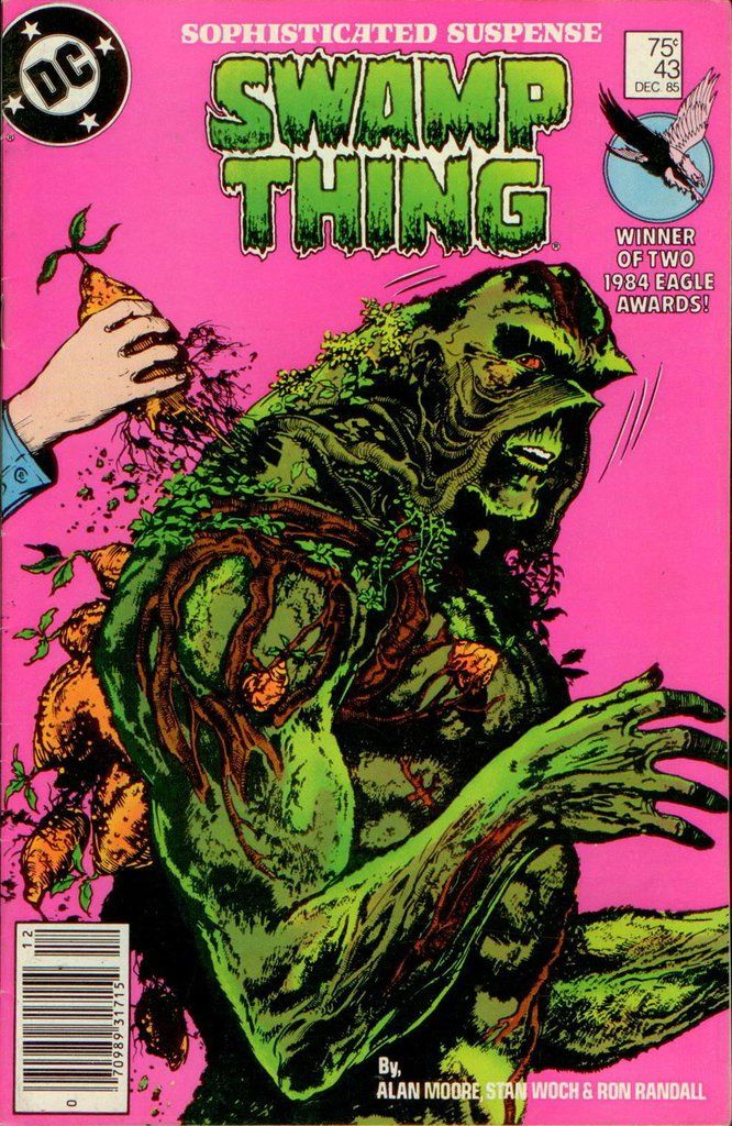 Swamp thing v2 43 #swampthing