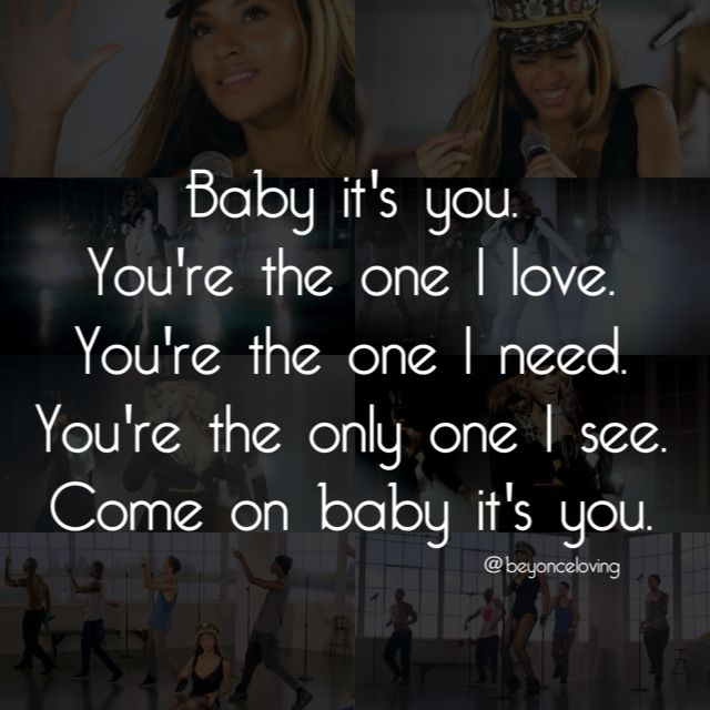 beyonce relationship songs