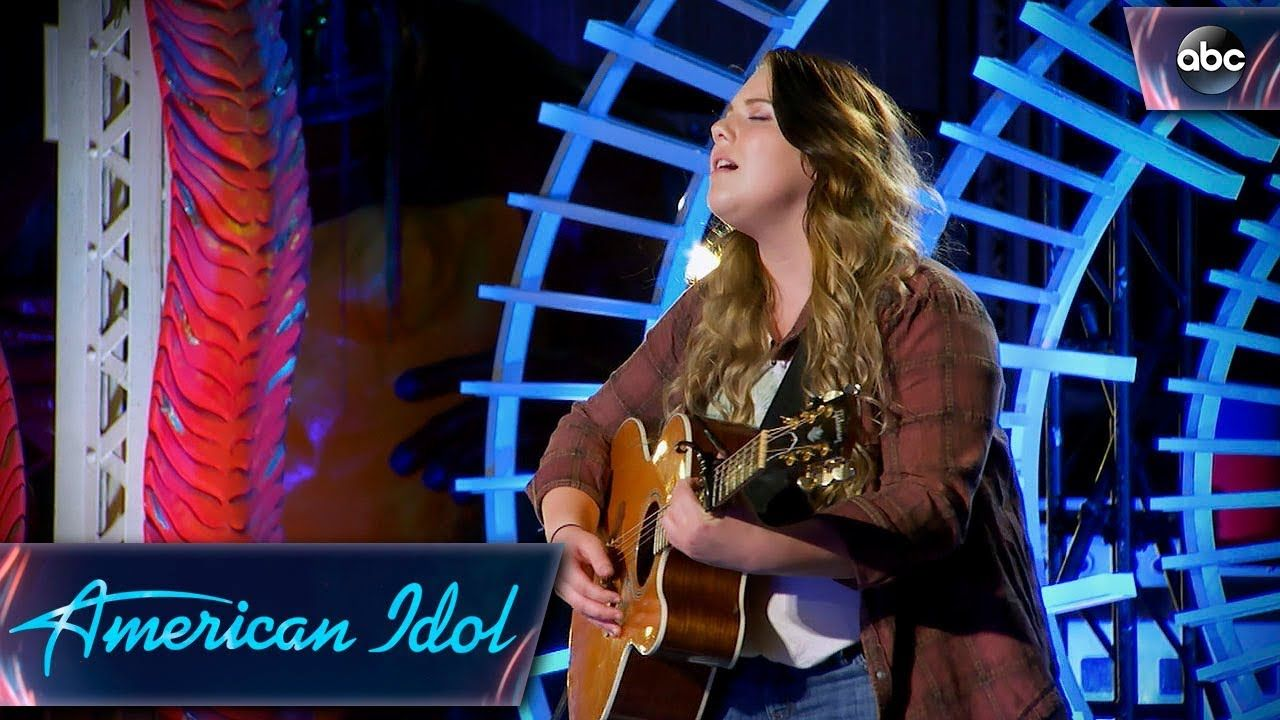 Rissa Watson Sings Adele For Her American Idol Audition American