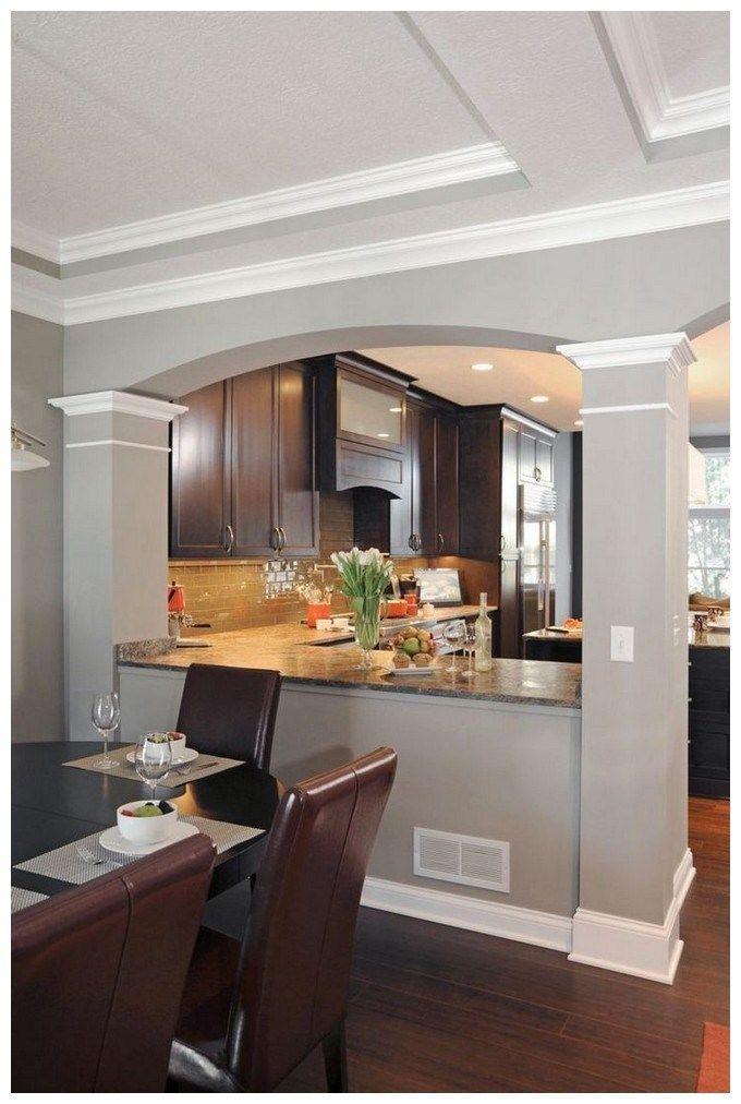 50 unique small kitchen design ideas for your apartment 33 galley kitchen design kitchen on kitchen ideas unique id=24086