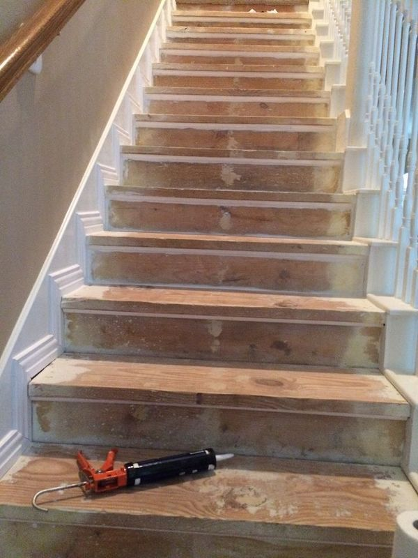 """Best """"Amazing I Am So Excited To Do My Basement Stairs """" Said 400 x 300"""