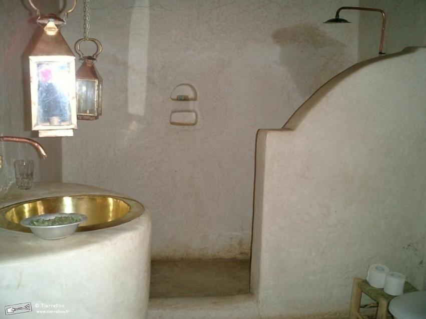 Badkamer Met Tadelakt : Douche tadelakt el baño pinterest bath