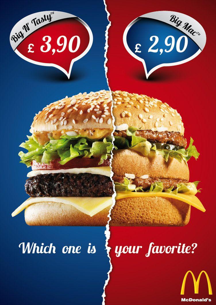 mcdonald s uk flyer by onlyhuman design foodie mcdonald s uk flyer by onlyhuman design