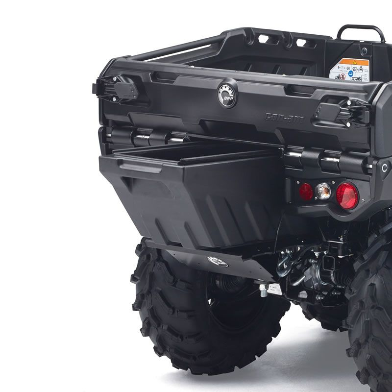 Can Am Outlander 6x6 Utility Box Scrap Mechanics Atv Quads Commercial Vehicle