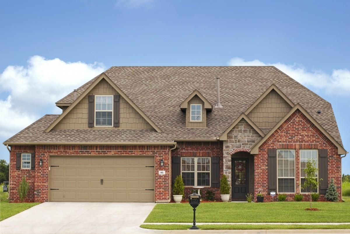 Exterior Paint Colors With Red Brick Photo 16 Holly Garage
