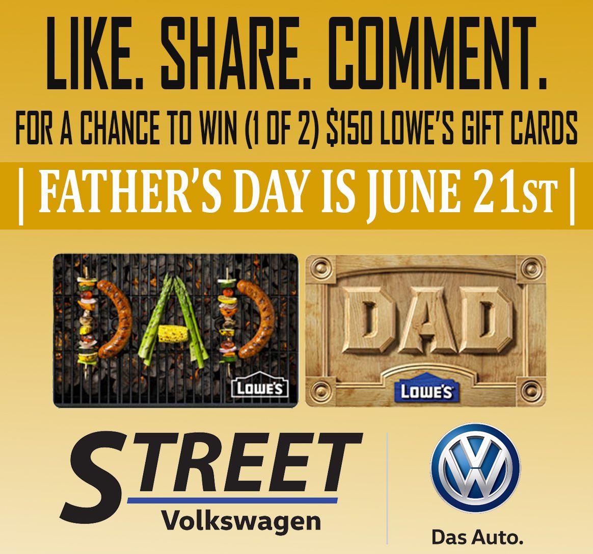 Happy fathers day we want to help make fathers day a