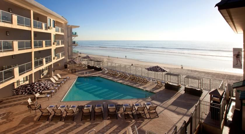 Each One Of Our Carlsbad Hotel Rooms At Beach Terrace Inn Offers Comfortable Mattresses In Room Coffee More Book Beachfront Direct