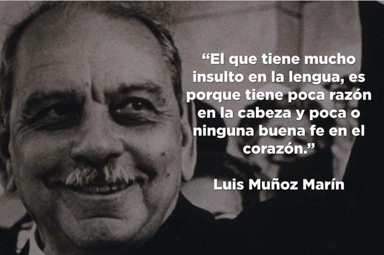 Luis Muñoz Marin