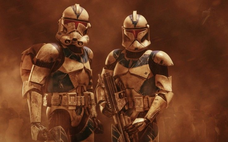 Clone Trooper Star Wars Fan Art Galactic Republic Wallpapers Hd