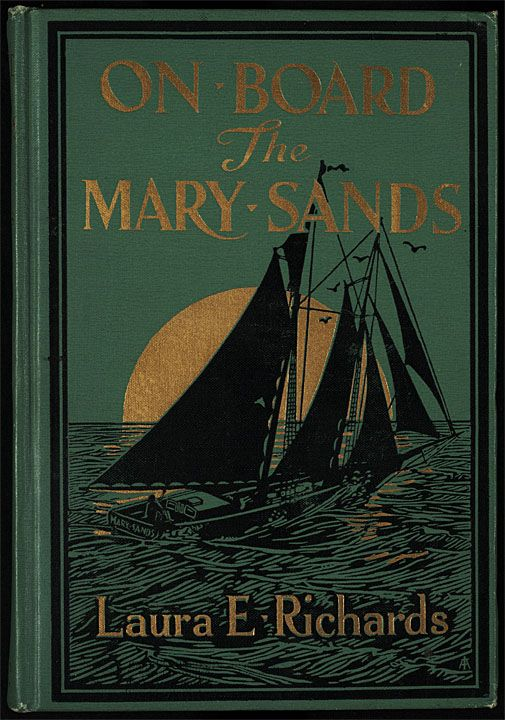 On board the Mary Sands -