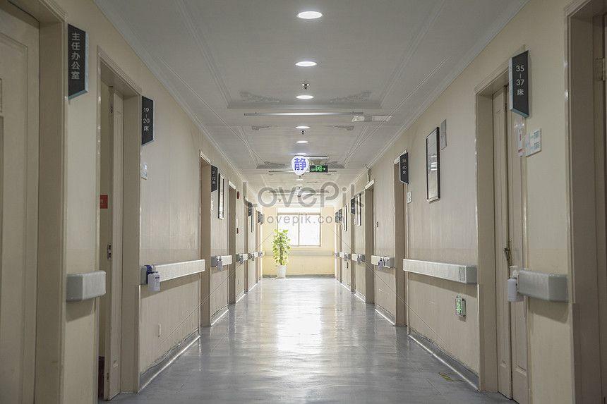 ممر مستشفى واريد Corridor Hospital Image