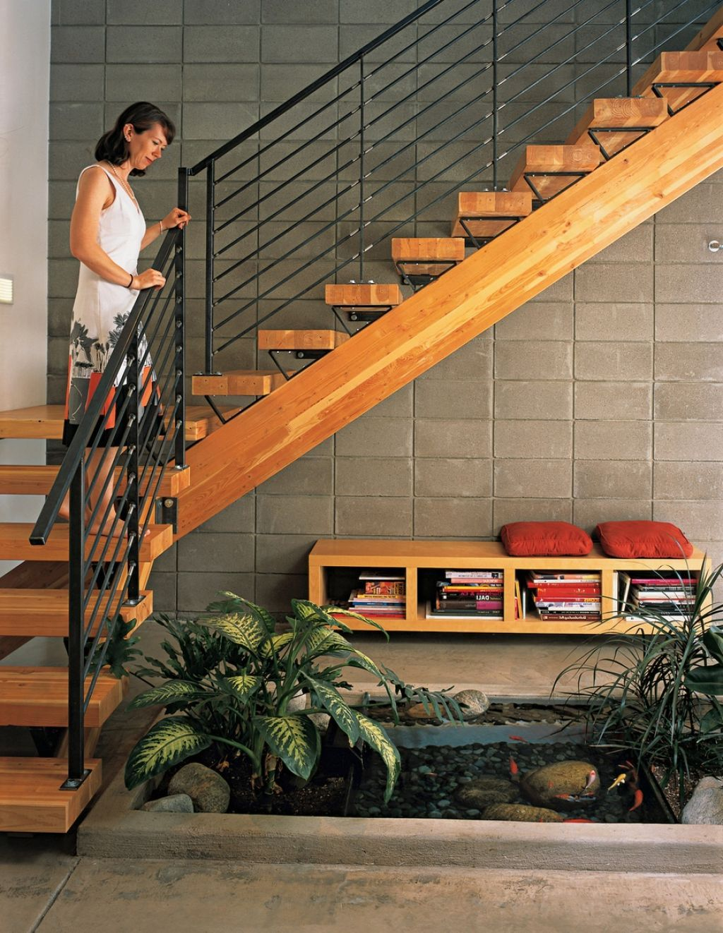 Best Interior Creative Interior Design Under Stairs Ideas 400 x 300