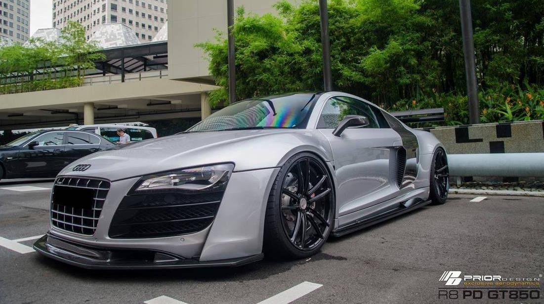 Custom Audi R8 Body Kit Google Search
