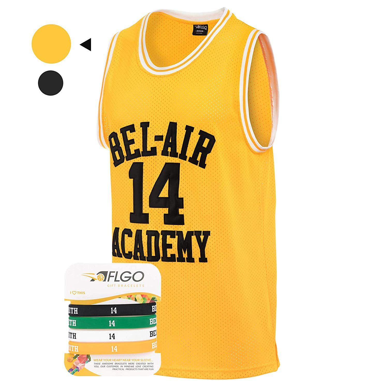 28e5ddcddc6f AFLGO Fresh Prince of Bel Air  14 Basketball Jersey -  aflgo jersey   prince jersey
