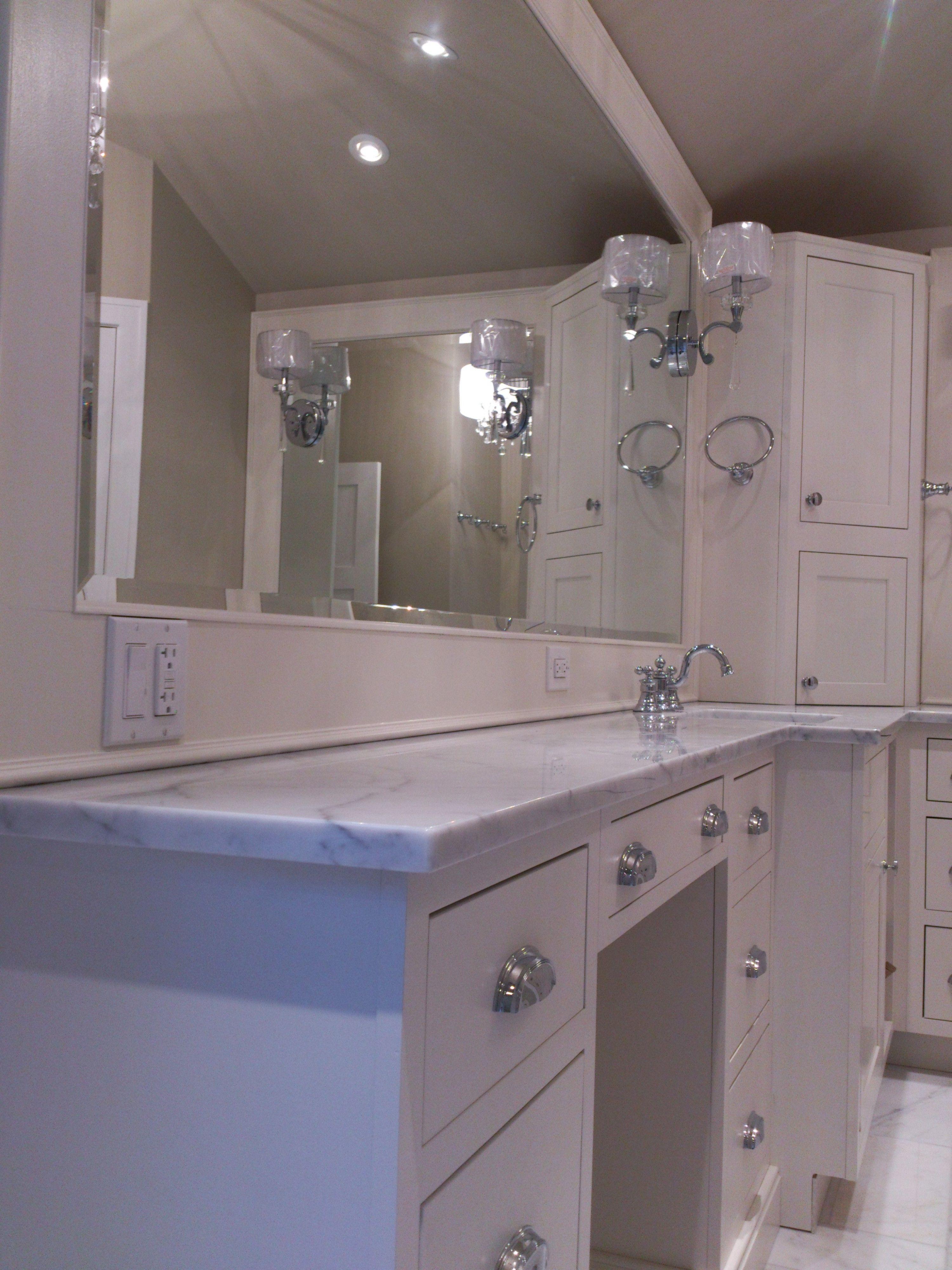 white shiloh cabinetry bath bathroomremodeling on bathroom renovation ideas white id=32946
