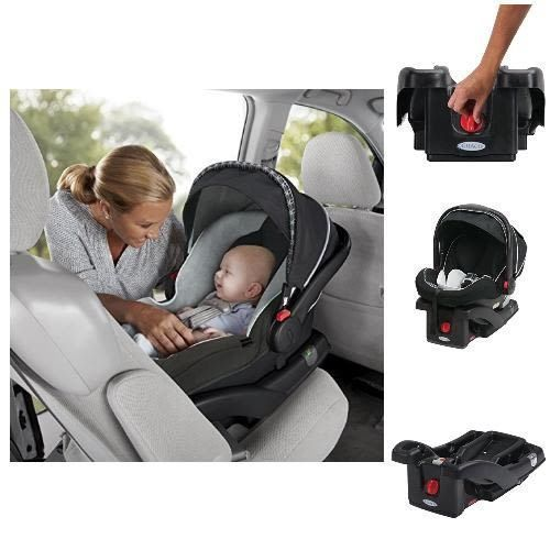Baby Car Seat Base Infant Safe Vehicle Newborn Kids Travel Toddler