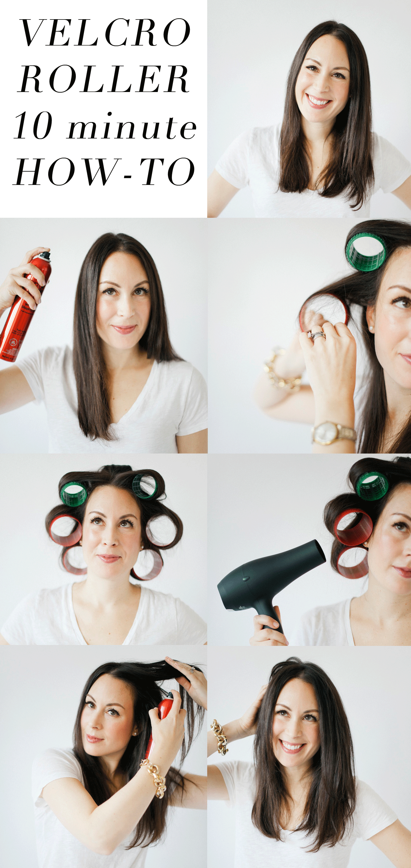 how to get more volume in straight hair