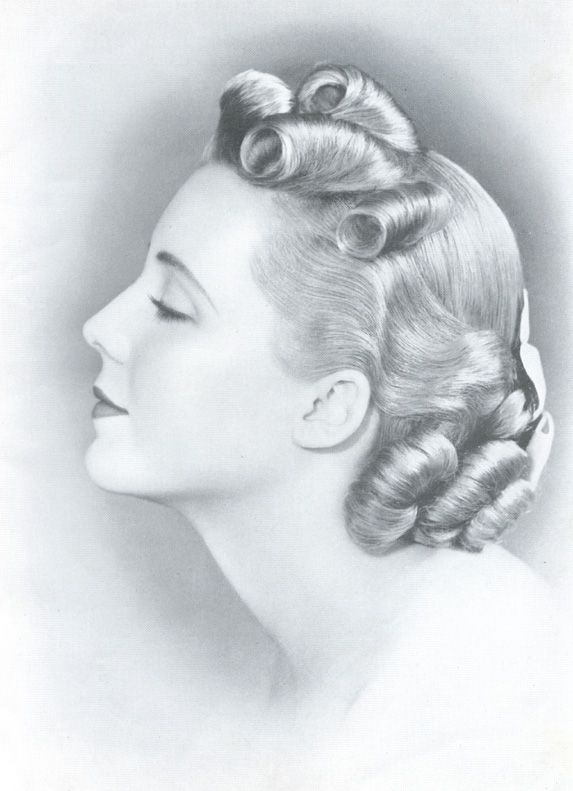Pin On 1930 S Hairstyles