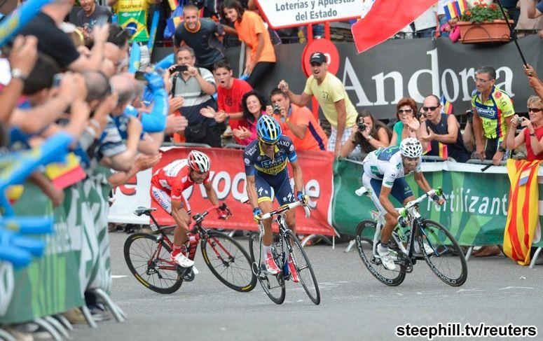 2012 Vuelta a España L