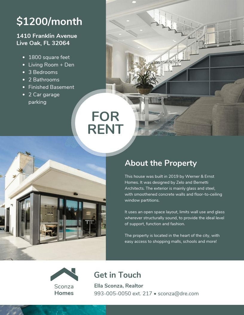 Free Printable Flyer Templates Free Samples For Download Free Flyer Templates Real Estate Flyers Flyer Template