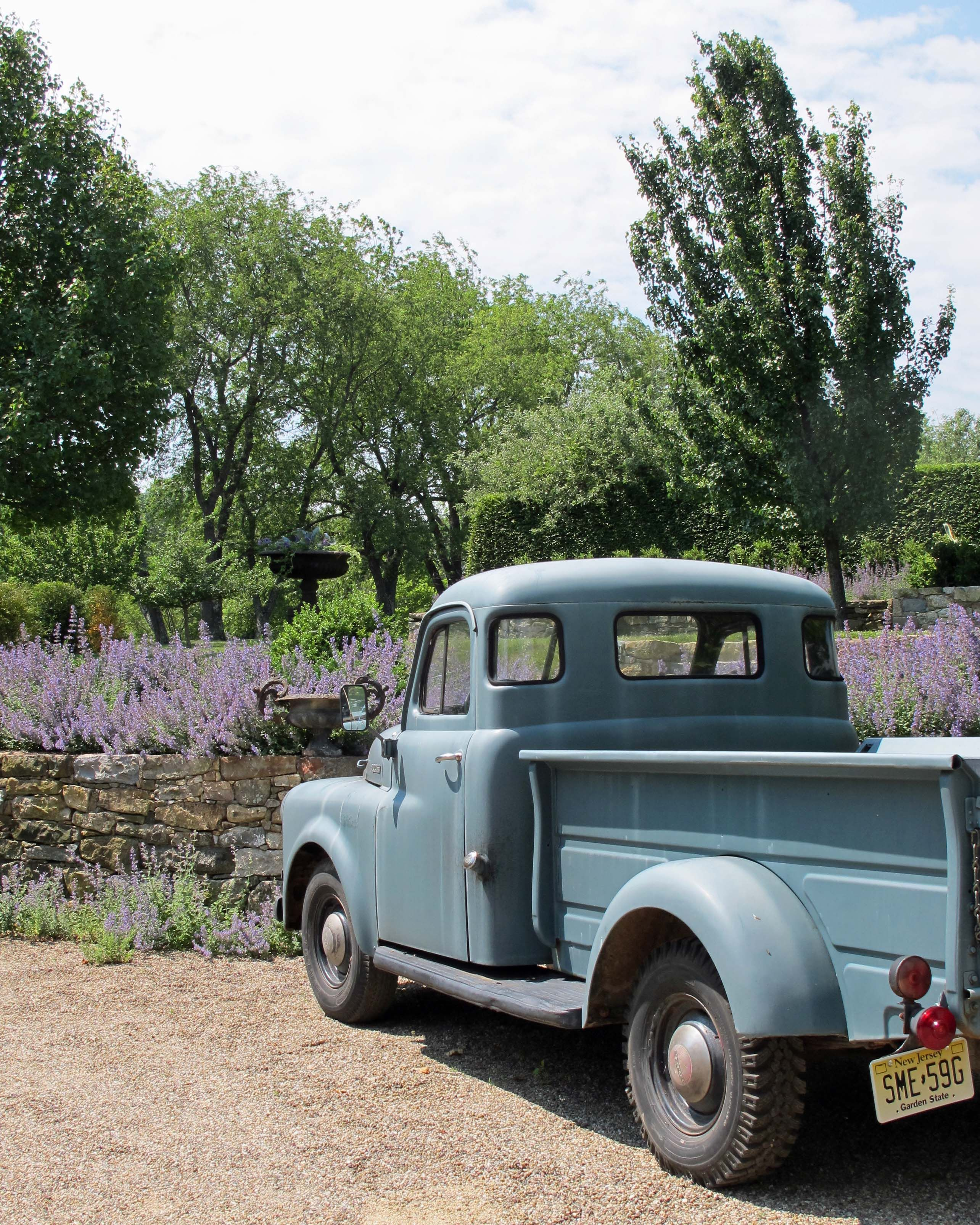 Having An Old Truck To Drive Around The Farm Ten Year Plan 1941 Ford Grain