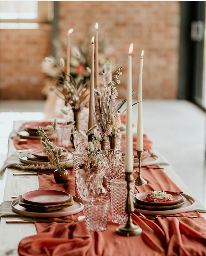 Nature-Inspired Fall Wedding Roundup — Bindle & Brass Trading Company