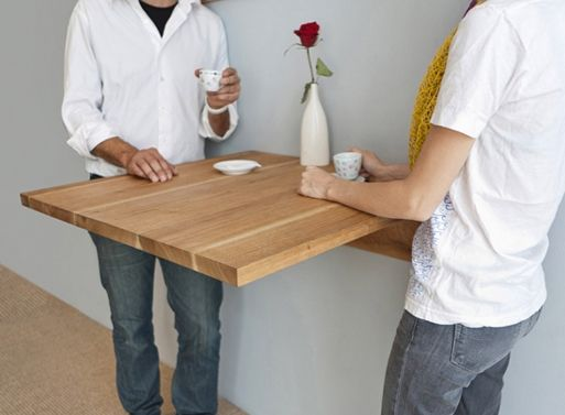 Dining Tables For Small Spaces Wall Mounted Table Wall Mounted
