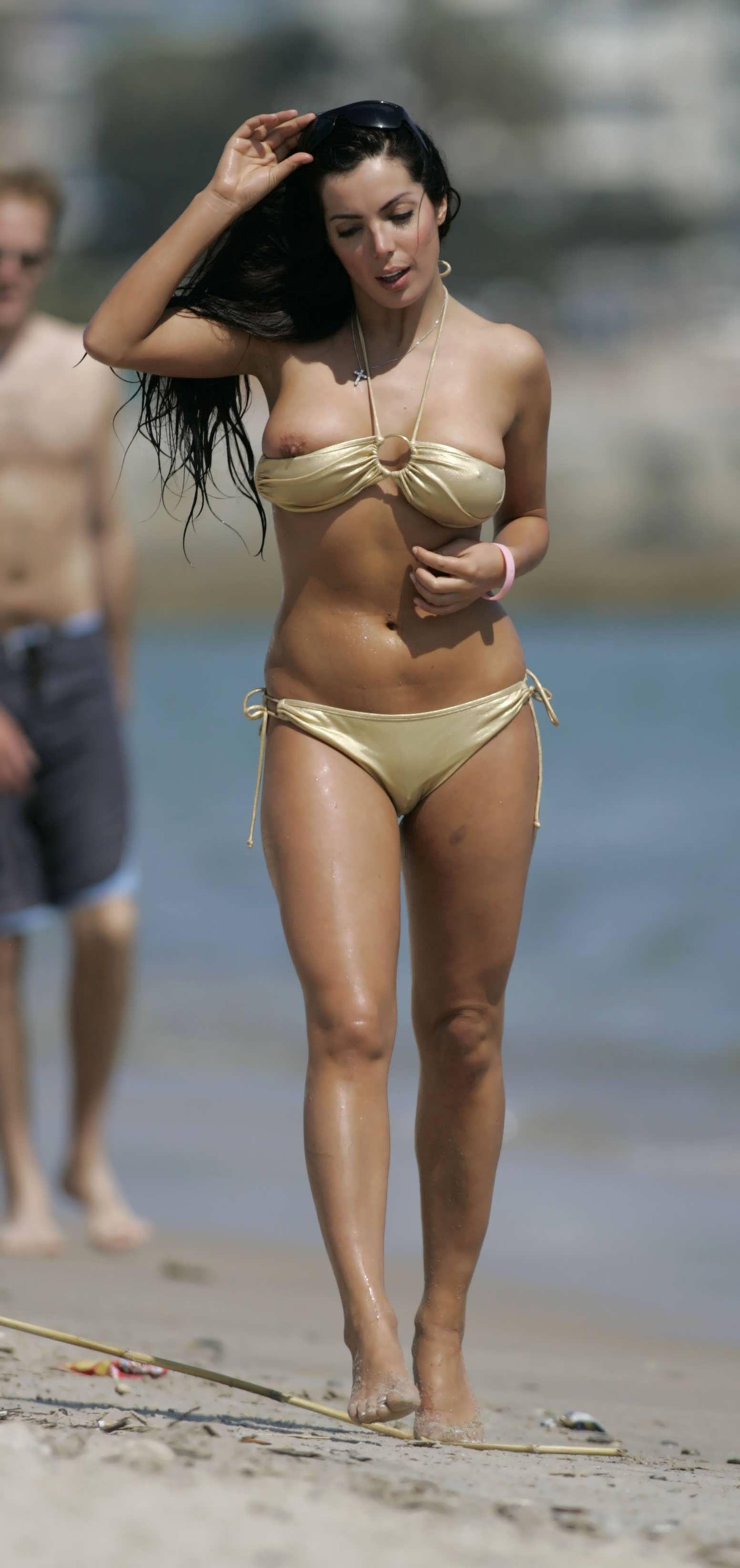 Slip stream bikini