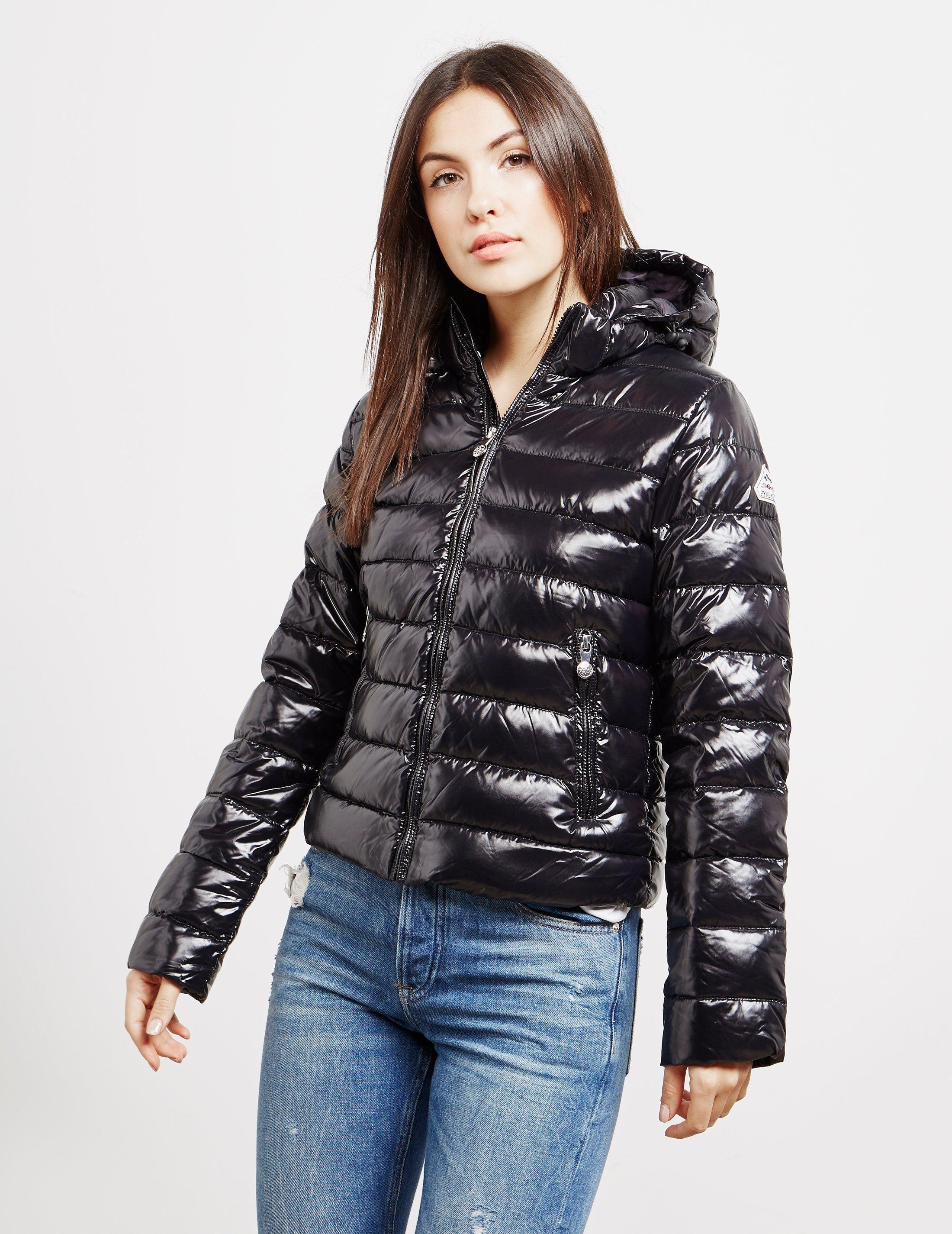 Pyrenex Spoutnic Shiny Jacket Black Jackets, Fashion