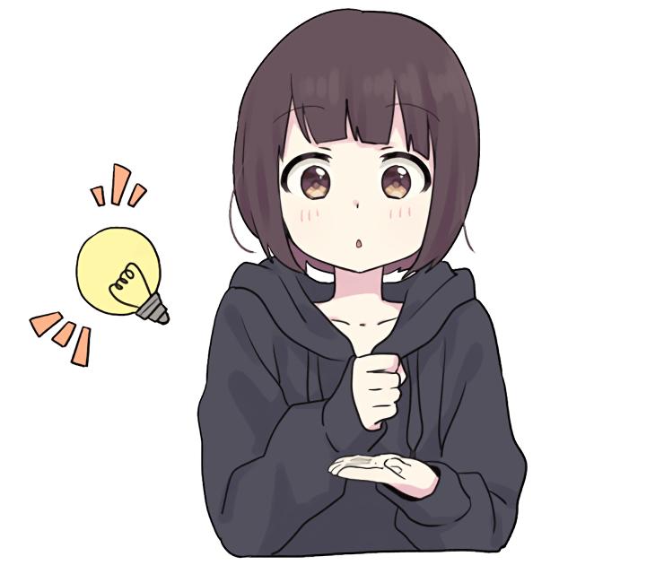 kayakochan Menhera Kawaii anime girl, Kawaii anime e