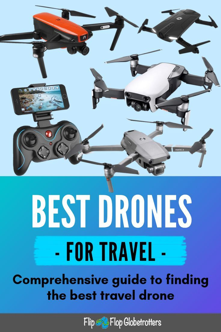Photo of Best Travel Drone Guide 2019 • FlipFlopGlobetrotters.com