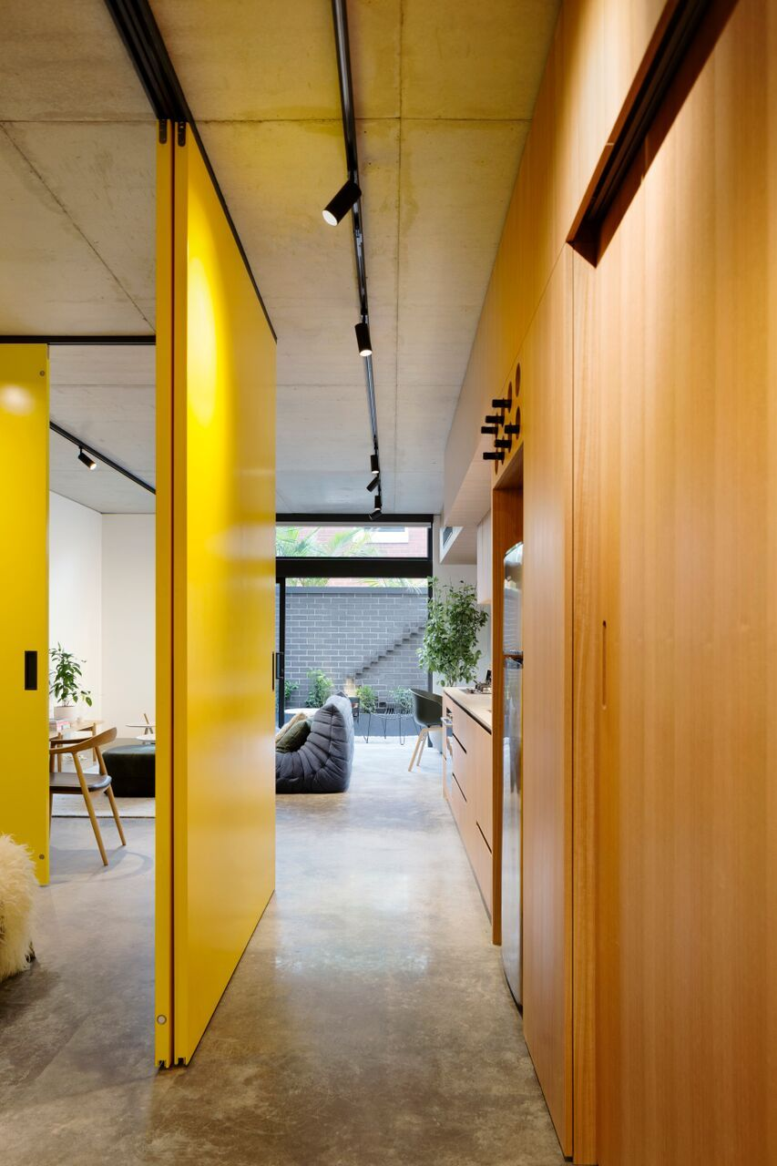Gallery Of Coppin Street By Musk Architecture Studio Victoria  # Muebles Luz Ecatepec
