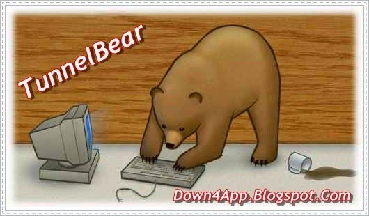 TunnelBear 2 3 13 0 For Windows Full Version Download