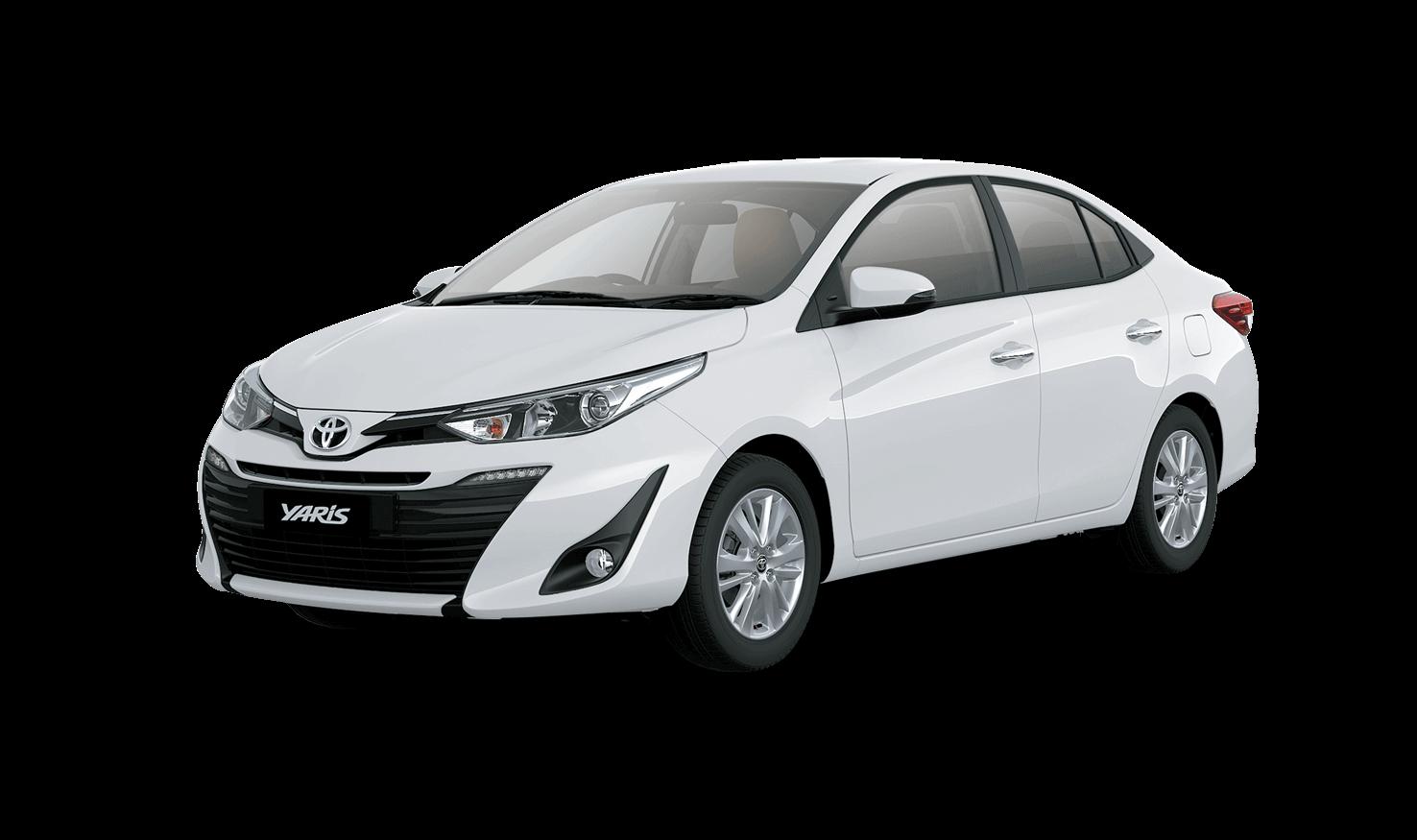 Toyota Yaris Colors Red White Grey Brown Silver Yaris Honda City Toyota