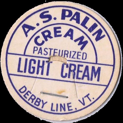 Farmhouse Graphics milk cap Vermont dairy - KnickofTime.net