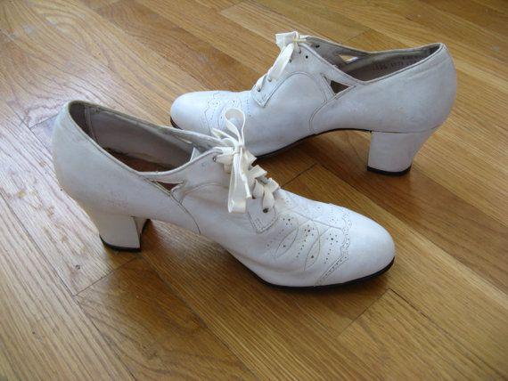 9133d8d45e4 vintage 1930s nurse shoes Mrs. Raibley would wear these..