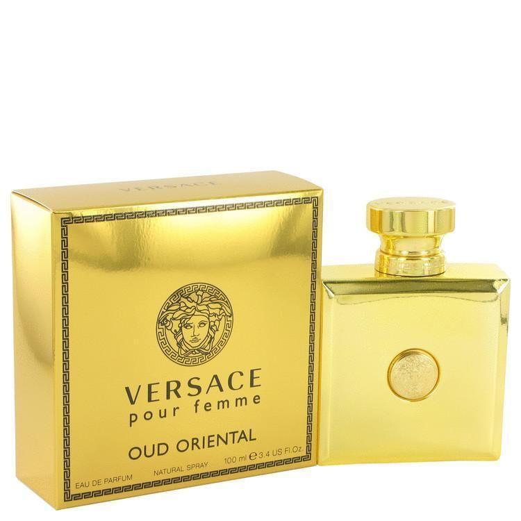 6648 Versace Pour Femme Oud Oriental By Versace Eau De Parfum