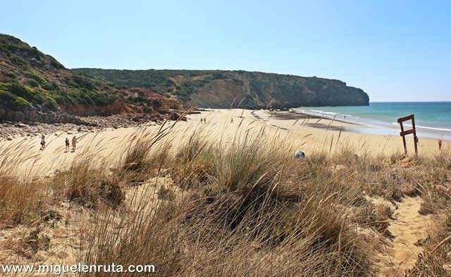 Paraísos Made in Algarve: Praia do Zavial