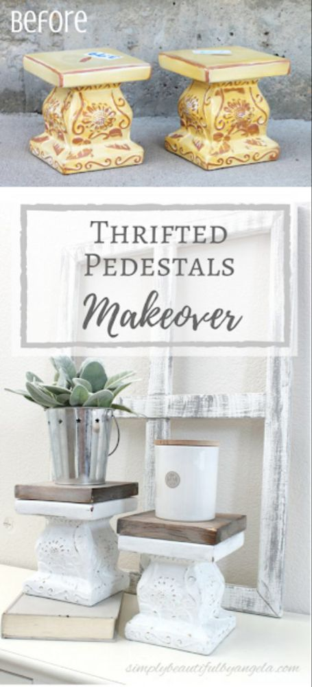 Our 50 Favorite Thrift Store Makeovers