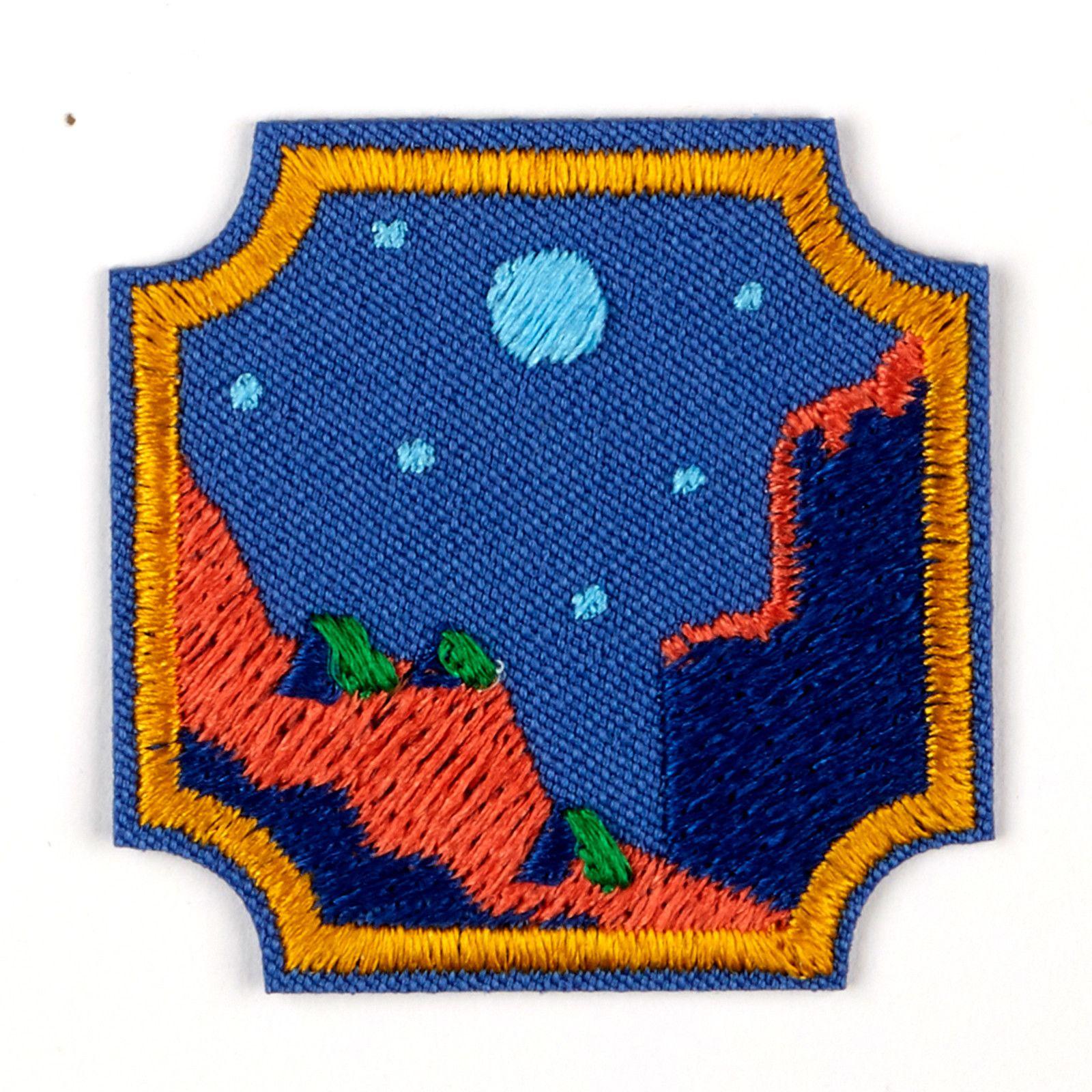 Ambassador Survival Camper Badge