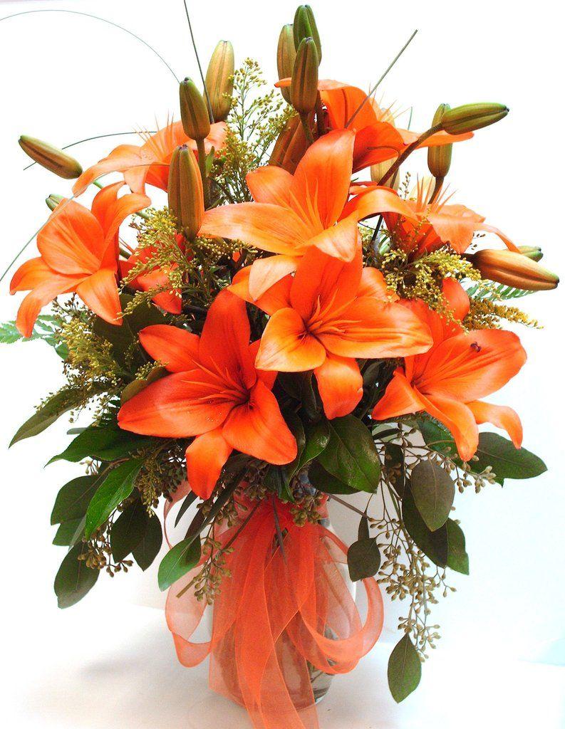 Asiatic lily special flower arrangements asiatic lilies