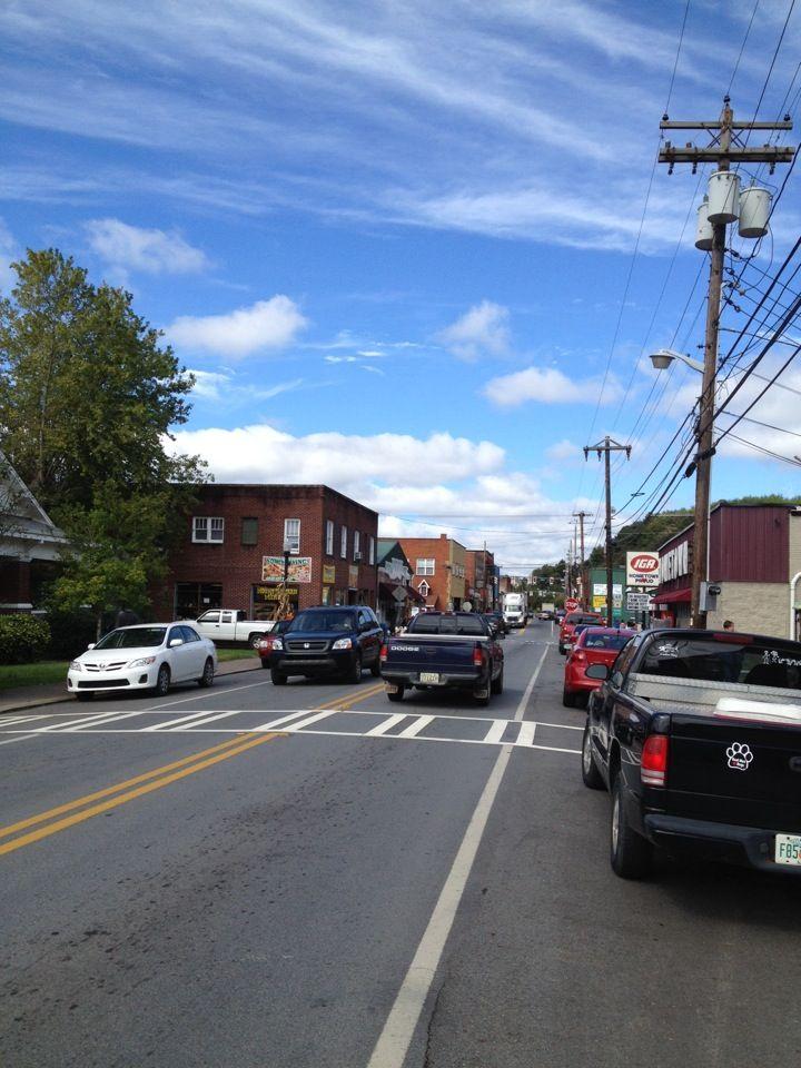 McCaysville, Ga - Half in GA, Half in TN | Kks favorites