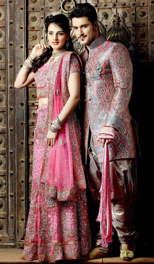 Cute Wedding Dress For Bride And Groom Indian Images - Wedding ...