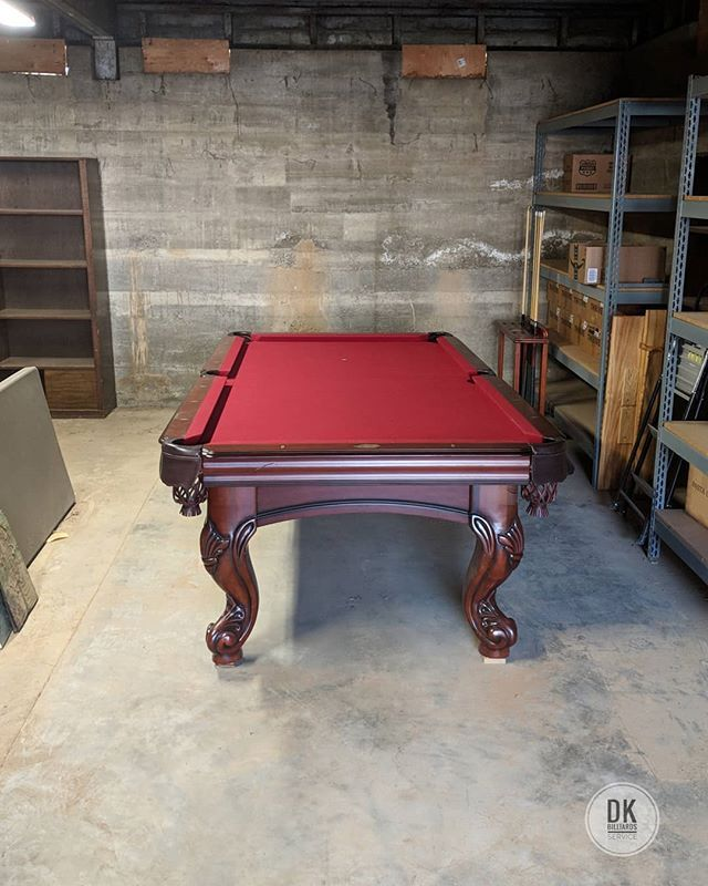 Moved This Foot Spencer Marston Pool Table From Fullerton To - Fullerton pool table