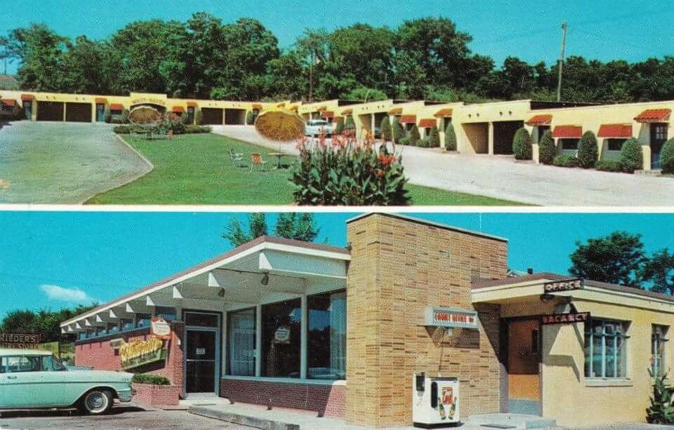 Westhaven Motel 52nd And State Ave Kansas City Kansas City